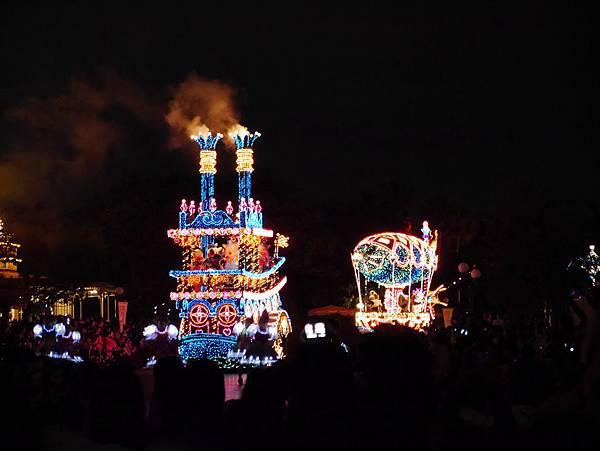 Tokyo Disneyland 東京迪士尼樂園 夜間遊行 東京迪士尼夢之光夜間遊行 (102)