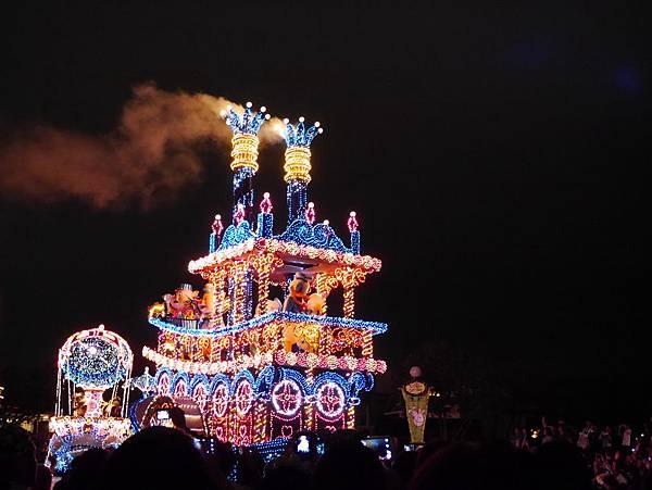 Tokyo Disneyland 東京迪士尼樂園 夜間遊行 東京迪士尼夢之光夜間遊行 (103)