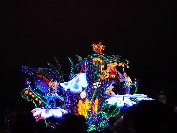 Tokyo Disneyland 東京迪士尼樂園 夜間遊行 東京迪士尼夢之光夜間遊行 (101)