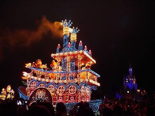 Tokyo Disneyland 東京迪士尼樂園 夜間遊行 東京迪士尼夢之光夜間遊行 (106)