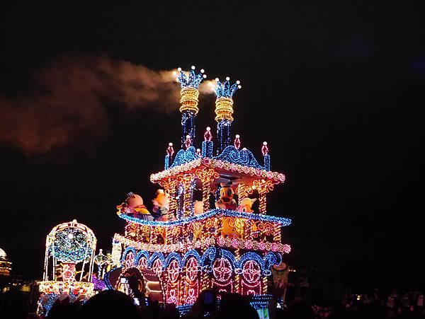 Tokyo Disneyland 東京迪士尼樂園 夜間遊行 東京迪士尼夢之光夜間遊行 (104)