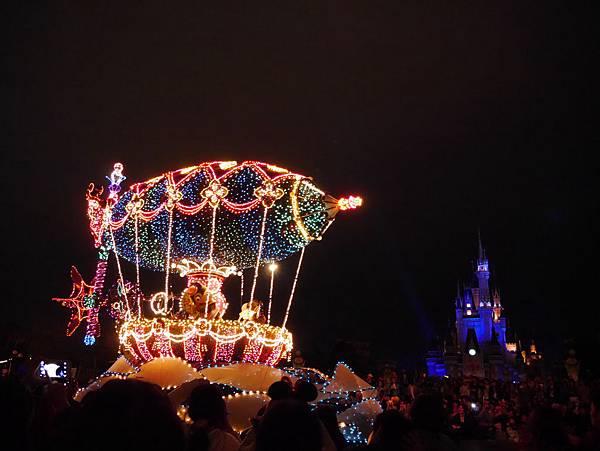 Tokyo Disneyland 東京迪士尼樂園 夜間遊行 東京迪士尼夢之光夜間遊行 (110)