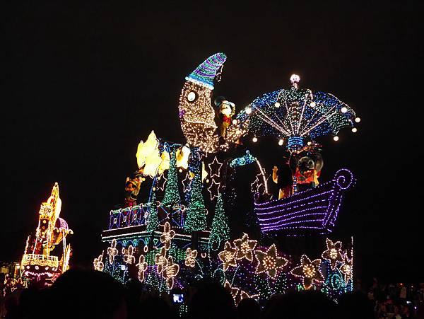Tokyo Disneyland 東京迪士尼樂園 夜間遊行 東京迪士尼夢之光夜間遊行 (112)