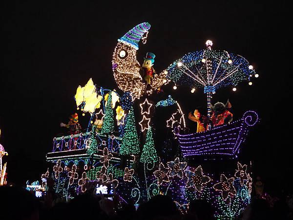 Tokyo Disneyland 東京迪士尼樂園 夜間遊行 東京迪士尼夢之光夜間遊行 (113)