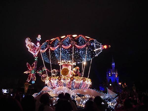 Tokyo Disneyland 東京迪士尼樂園 夜間遊行 東京迪士尼夢之光夜間遊行 (111)
