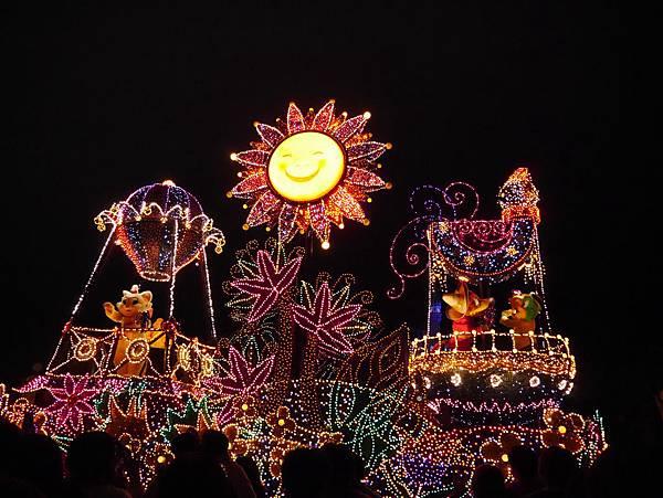 Tokyo Disneyland 東京迪士尼樂園 夜間遊行 東京迪士尼夢之光夜間遊行 (118)