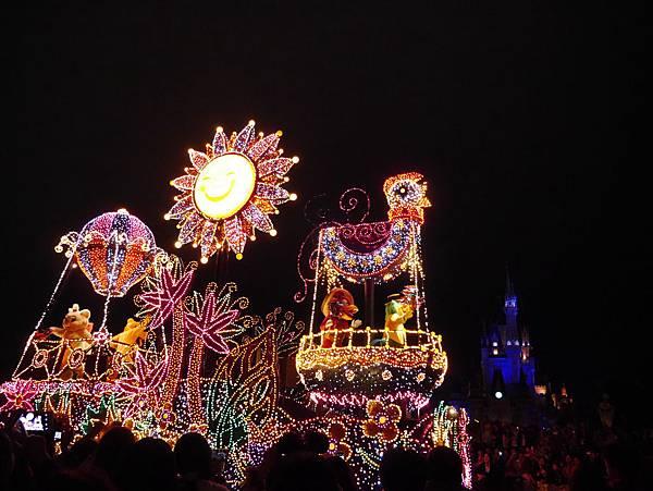 Tokyo Disneyland 東京迪士尼樂園 夜間遊行 東京迪士尼夢之光夜間遊行 (116)