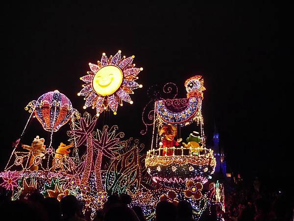 Tokyo Disneyland 東京迪士尼樂園 夜間遊行 東京迪士尼夢之光夜間遊行 (117)