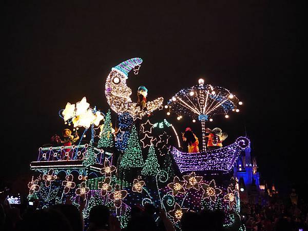 Tokyo Disneyland 東京迪士尼樂園 夜間遊行 東京迪士尼夢之光夜間遊行 (114)