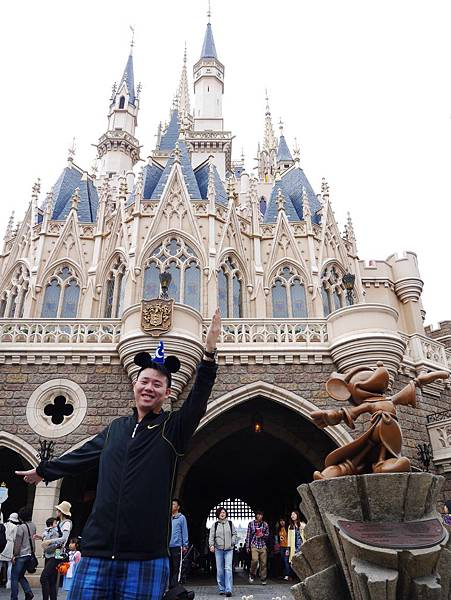 Tokyo Disneyland 東京迪士尼樂園 (210)