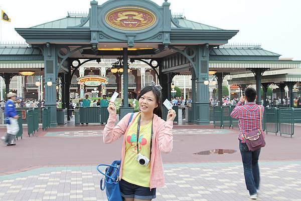 Tokyo Disneyland 東京迪士尼樂園 (1)