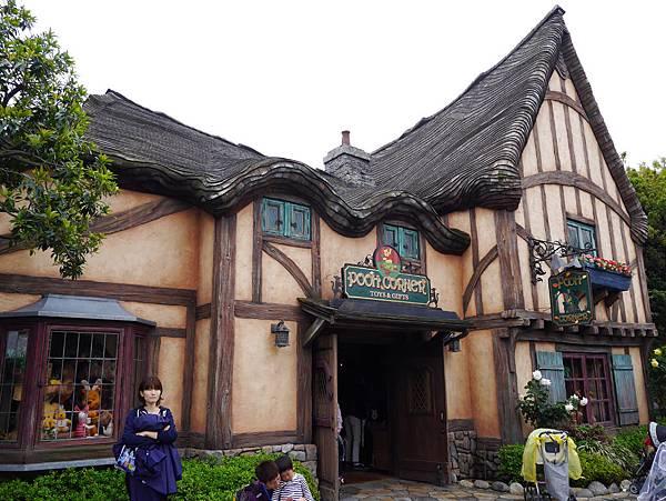 Tokyo Disneyland 東京迪士尼樂園 (145)