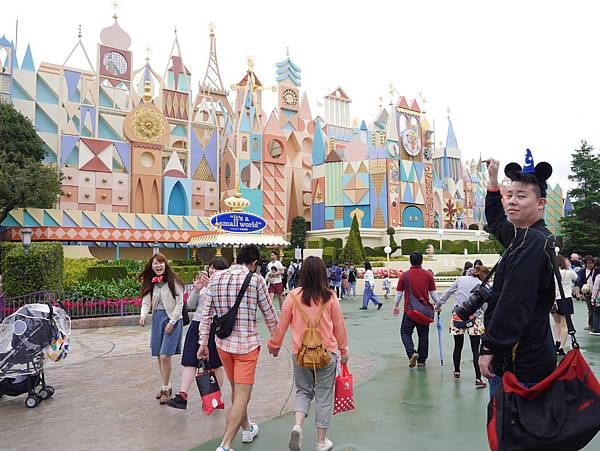 Tokyo Disneyland 東京迪士尼樂園 (166)