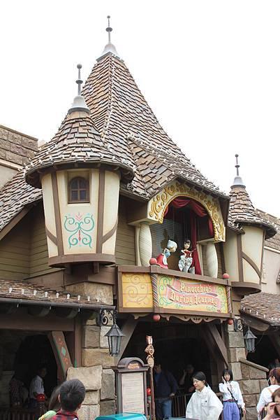 Tokyo Disneyland 東京迪士尼樂園 (157)