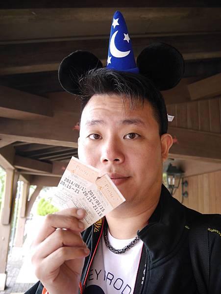 Tokyo Disneyland 東京迪士尼樂園 (193)