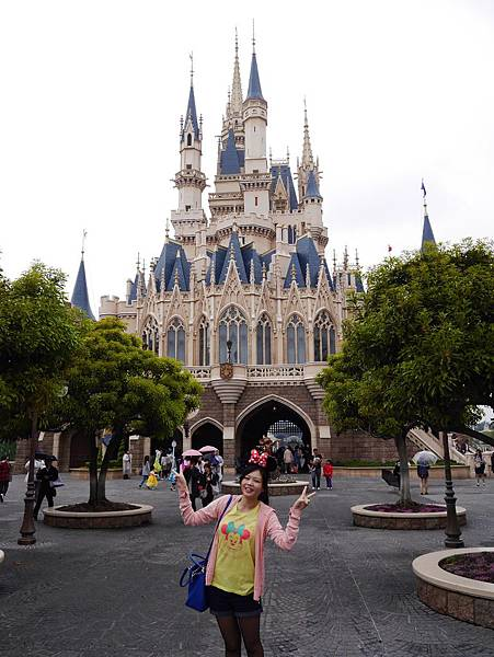 Tokyo Disneyland 東京迪士尼樂園 (205)