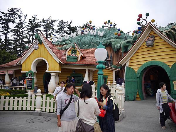 Tokyo Disneyland 東京迪士尼樂園 (267)