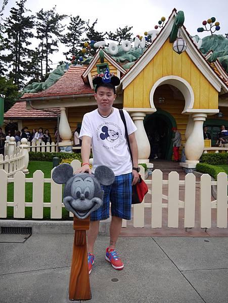 Tokyo Disneyland 東京迪士尼樂園 (268)
