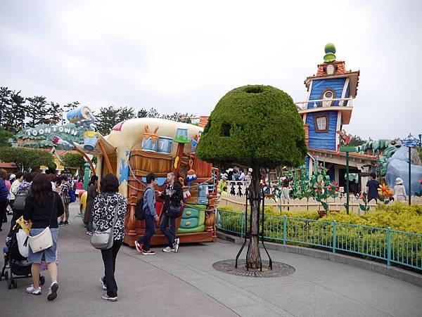 Tokyo Disneyland 東京迪士尼樂園 (261)