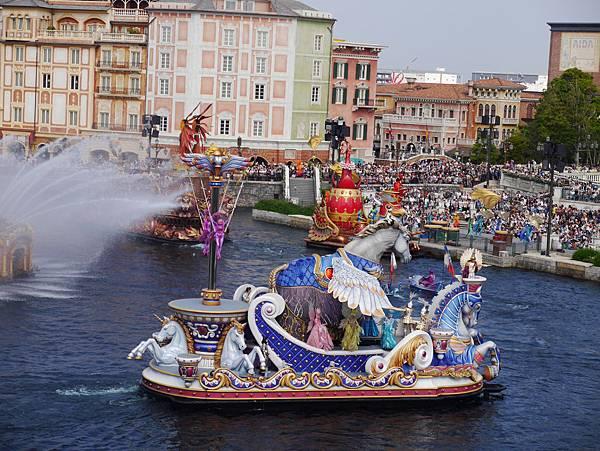 東京迪士尼海洋 密西哥傳奇 (66)