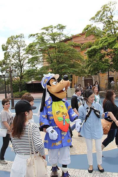 東京迪士尼海洋 Tokyo Disneysea (10)