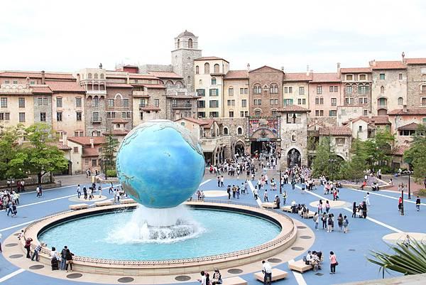 東京迪士尼海洋 Tokyo Disneysea (2)