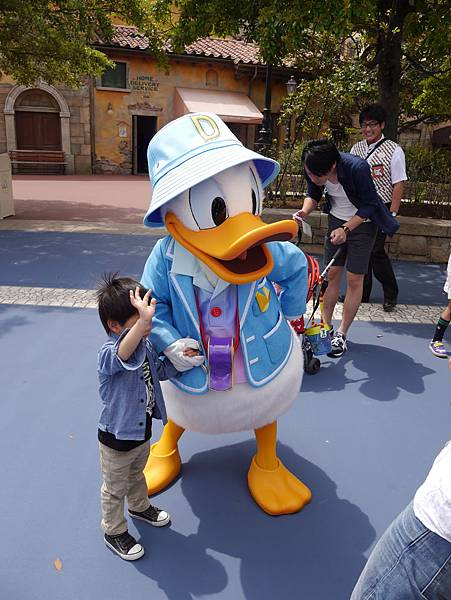 東京迪士尼海洋 Tokyo Disneysea (18)