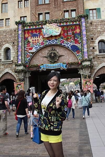 東京迪士尼海洋 Tokyo Disneysea (41)