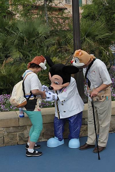 東京迪士尼海洋 Tokyo Disneysea (24)