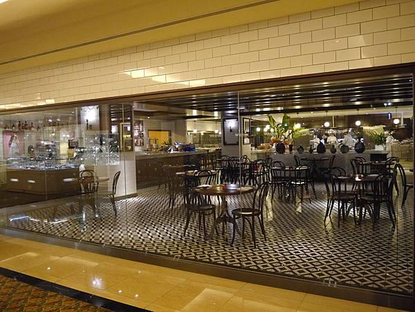 絲路宴餐廳  The Westin Taipei 台北威斯汀六福皇宮 (4)