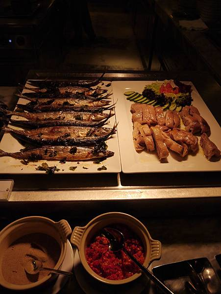 絲路宴餐廳  The Westin Taipei 台北威斯汀六福皇宮 (13)