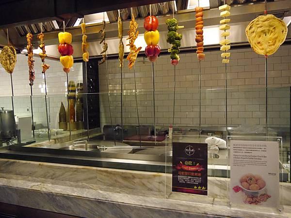 絲路宴餐廳  The Westin Taipei 台北威斯汀六福皇宮 (47)