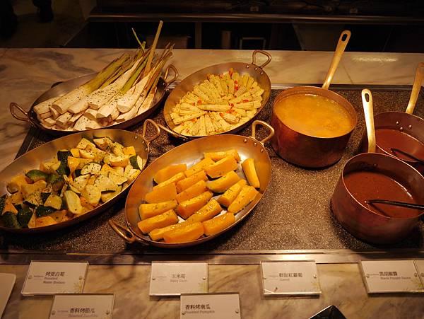 絲路宴餐廳  The Westin Taipei 台北威斯汀六福皇宮 (30)
