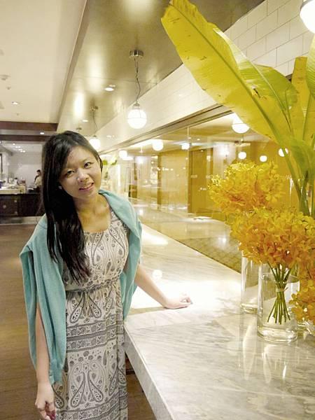 絲路宴餐廳  The Westin Taipei 台北威斯汀六福皇宮 (1)