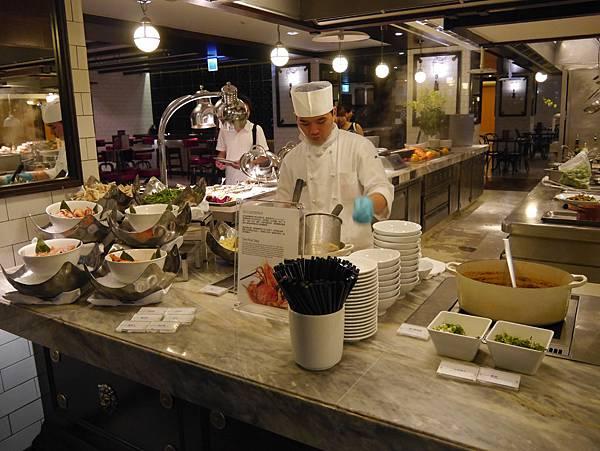 絲路宴餐廳  The Westin Taipei 台北威斯汀六福皇宮 (79)