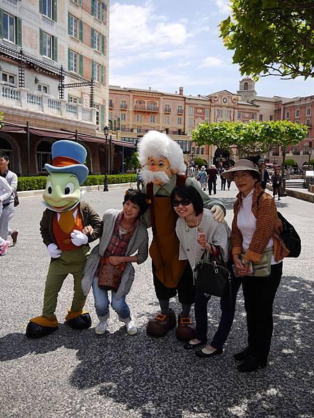 東京迪士尼海洋 Tokyo Disneysea (59)
