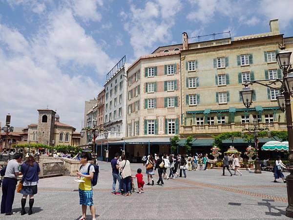 東京迪士尼海洋 Tokyo Disneysea (48)
