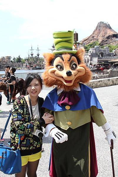 東京迪士尼海洋 Tokyo Disneysea (56)