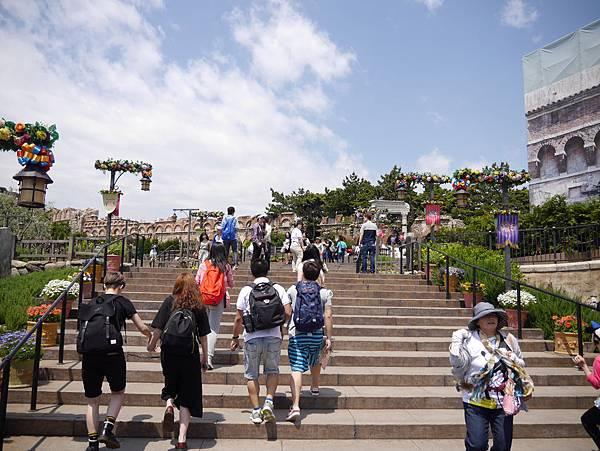 東京迪士尼海洋 Tokyo Disneysea (63)