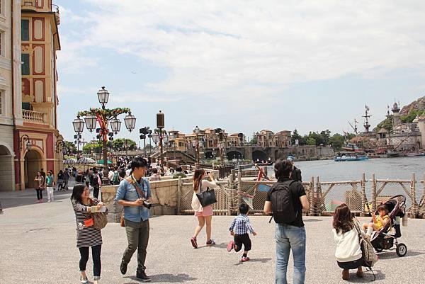東京迪士尼海洋 Tokyo Disneysea (45)