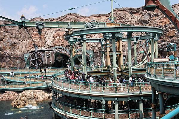 東京迪士尼海洋 Tokyo Disneysea (79)