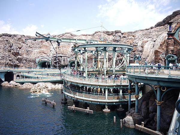 東京迪士尼海洋 Tokyo Disneysea (81)