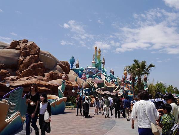 東京迪士尼海洋 Tokyo Disneysea (110)