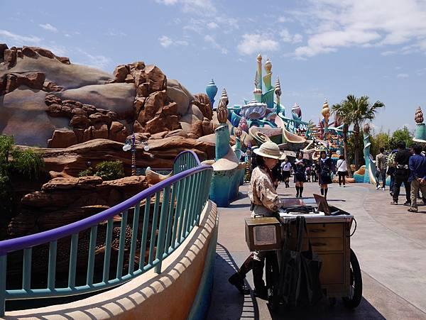 東京迪士尼海洋 Tokyo Disneysea (107)