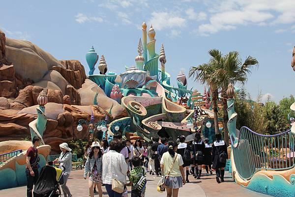 東京迪士尼海洋 Tokyo Disneysea (108)