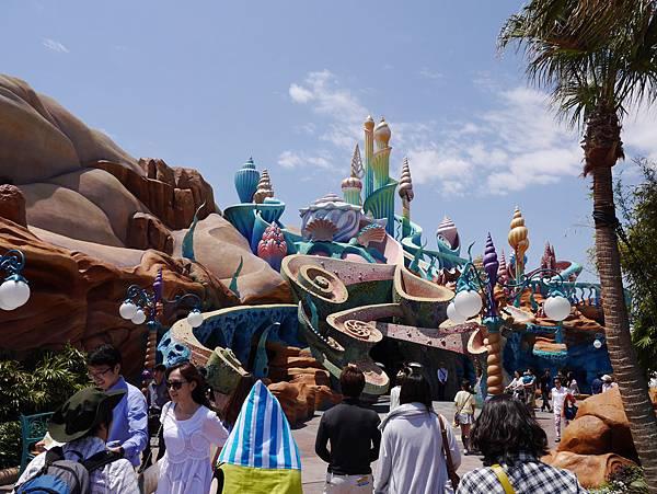 東京迪士尼海洋 Tokyo Disneysea (113)