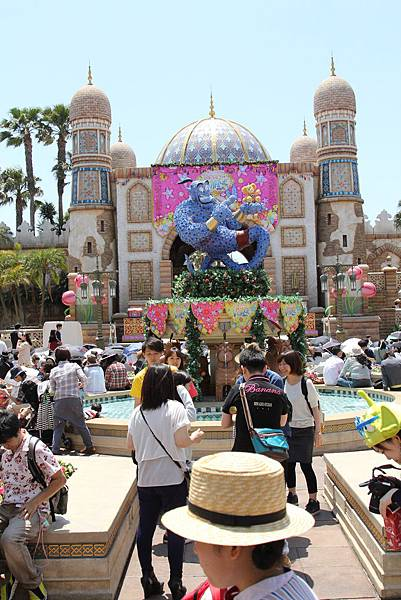 東京迪士尼海洋 Tokyo Disneysea (128)