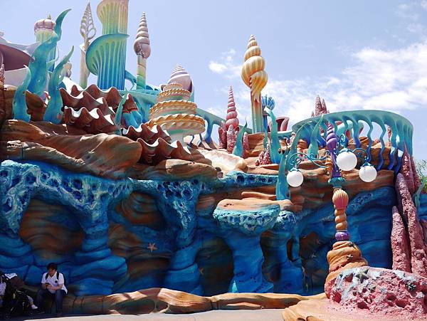 東京迪士尼海洋 Tokyo Disneysea (115)