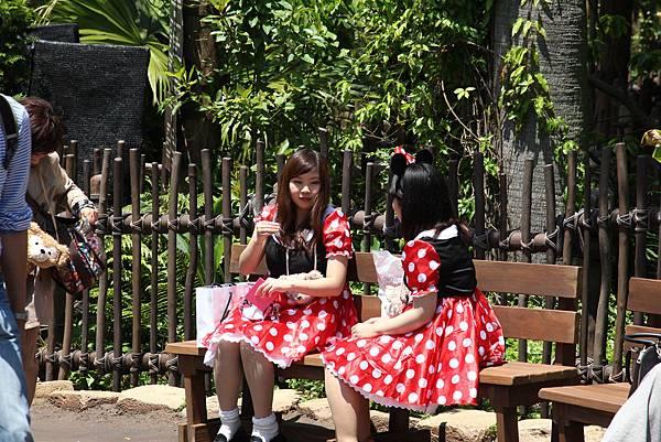 東京迪士尼海洋 Tokyo Disneysea (155)