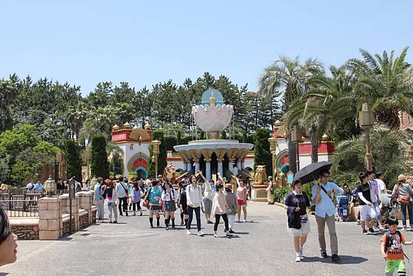 東京迪士尼海洋 Tokyo Disneysea (149)